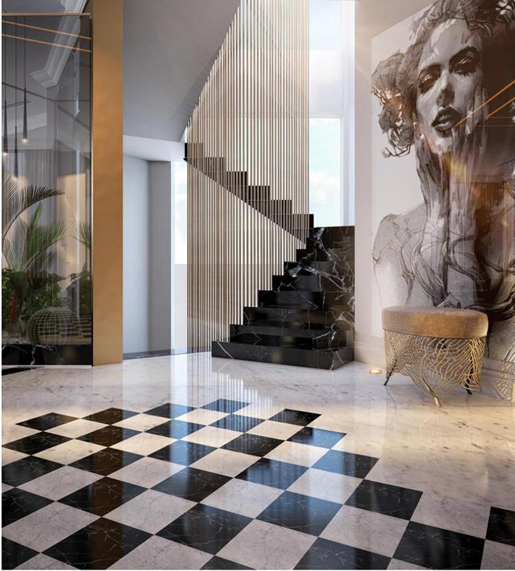 15i waterjet-marble-floor