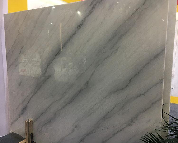 4I guangxi white marble