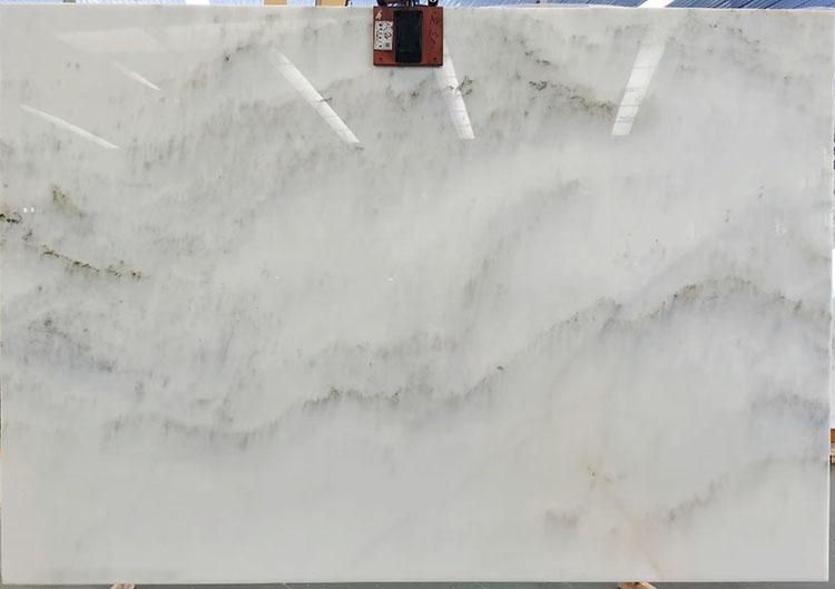 1i landscape white marble