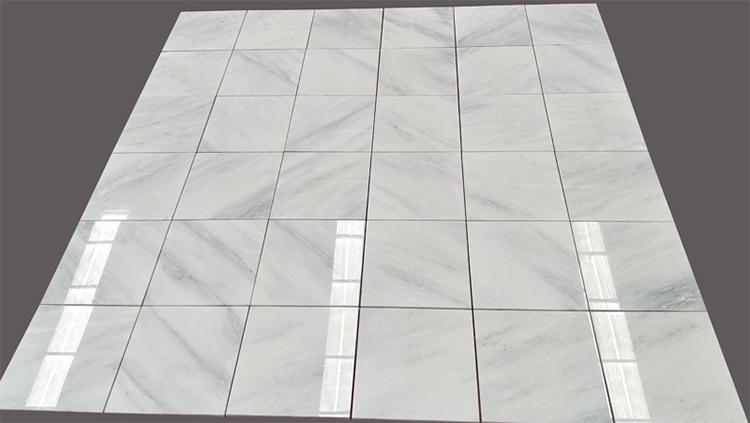 8i oriental white marble tile