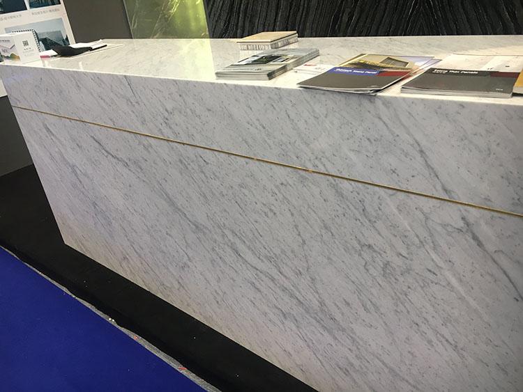 14i carrara white marble