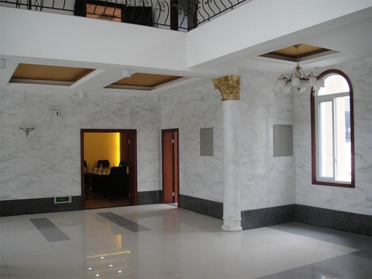 7i eastern white marble