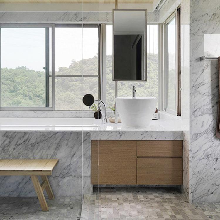 3i carrara white marble