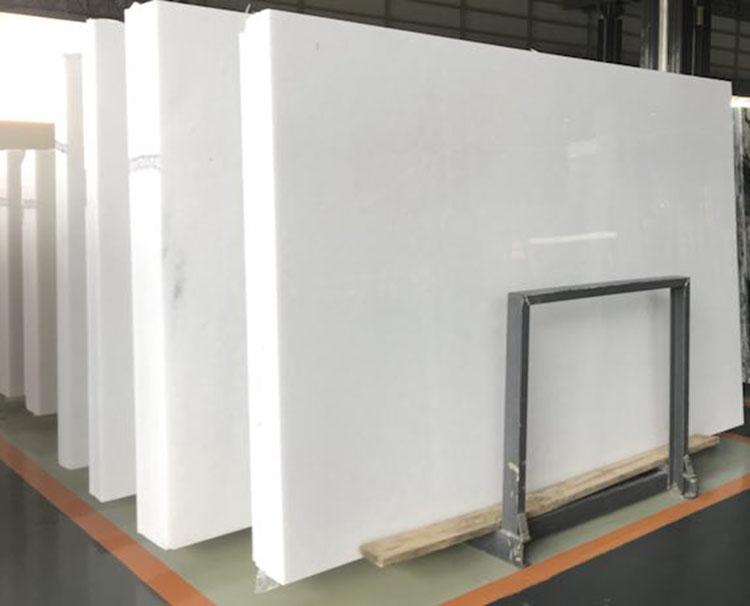 3i crystal white marble