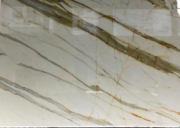 10i calacatta gold slab
